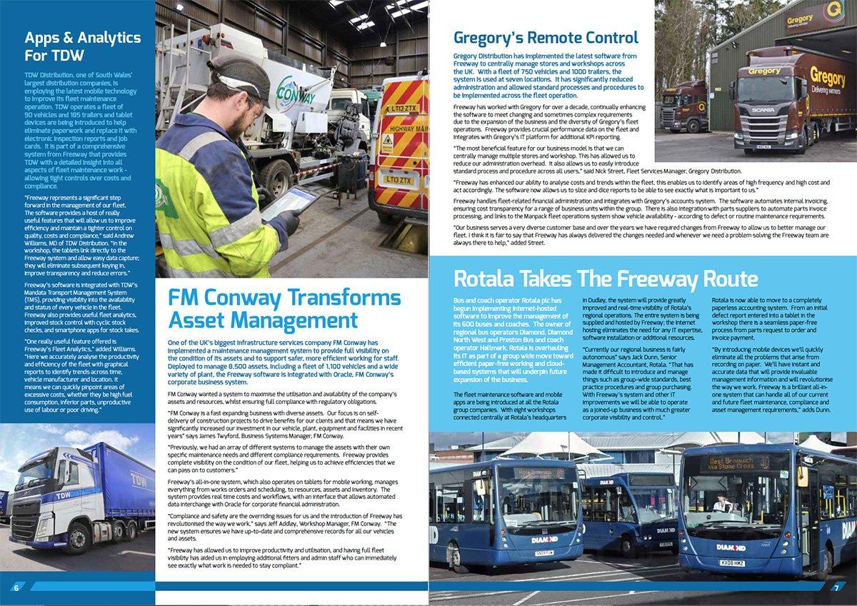 Freeway Fleet Systems