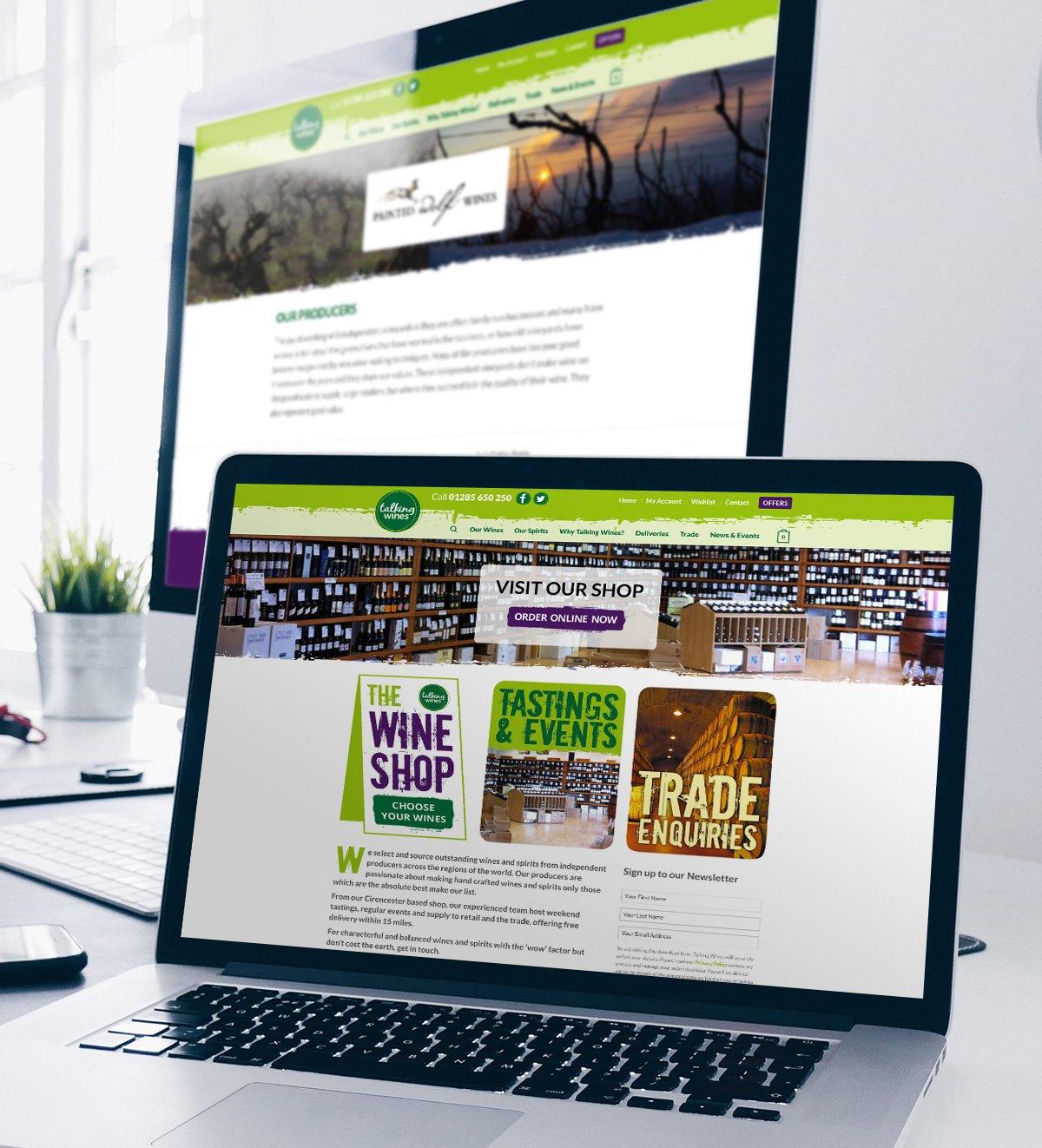 Exceptional websites